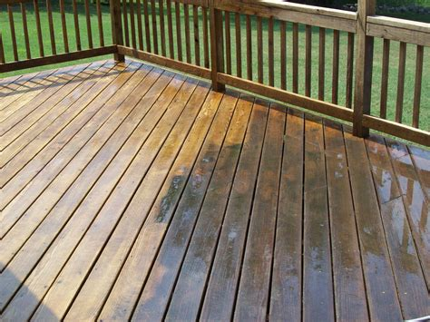 deck cleaning seminole power wash