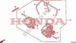Carburetor For Honda Ntv 650 1989   Honda Motorcycles