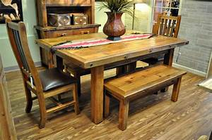 warm rustic barnwood furniture rustic furniture ingrid With chairs for barnwood table