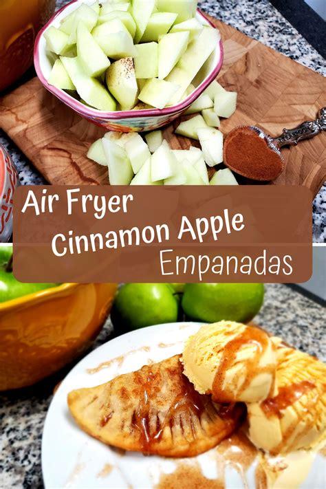 recipe air fryer apple cinnamon empanadas recipes faucis houseoffaucis