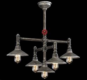Zinco light large contemporary chandelier grand