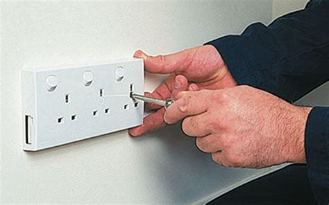 gang   gang conversion socket white