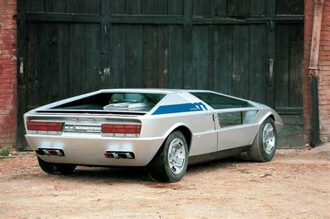 maserati bora concept 1970s supercars maserati boomerang