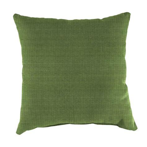 sunbrella outdoor pillows home decorators collection sunbrella 18 in maxim classic