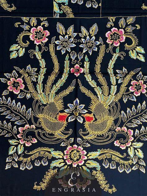 motif batik tulis pekalongan graha batik
