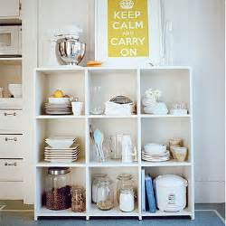 kitchen bookcase ideas 40 ideas of using open shelves on a kitchen shelterness