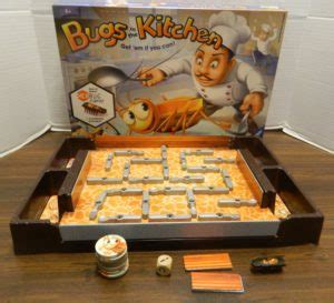 bugs in the kitchen bugs in the kitchen board review and geeky