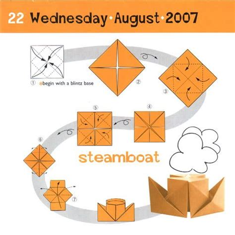 Easy Origami Boat Directions by 21 Best Images About Row Row Row Your Boat On