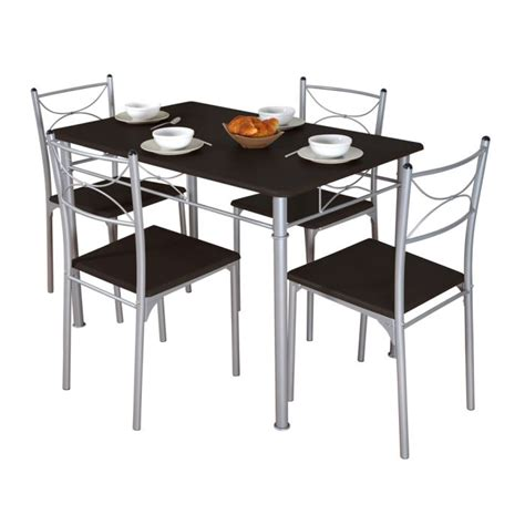 ensemble table et chaise de cuisine table et chaise de cuisine pas cher mobilier sur
