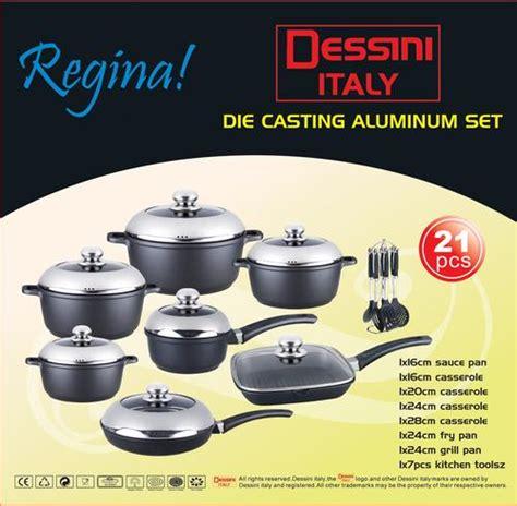 cooking pot 7 days to die cookware sets quot quot clearance sale quot quot dessini 21 die cast aluminum cookware set non