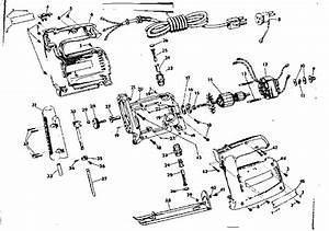 Craftsman 31517220 Reciprocating Saw Parts