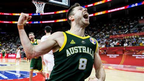 fiba basketball world cup  matthew dellavedova scores