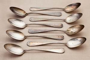 Silber Reinigen Hausmittel : silberpflege hausmittel zur reinigung ihres bestecks ~ Watch28wear.com Haus und Dekorationen