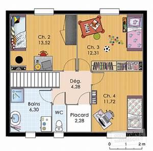 Plan Grande Maison : grande maison familiale d tail du plan de grande maison familiale faire construire sa maison ~ Melissatoandfro.com Idées de Décoration