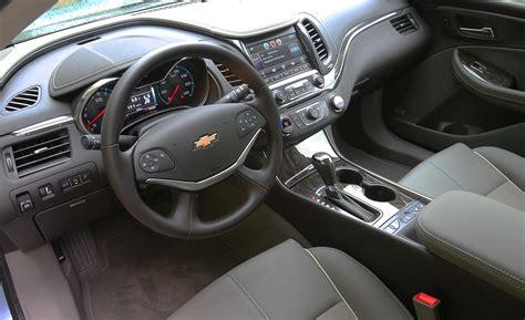 chevrolet impala interior  image