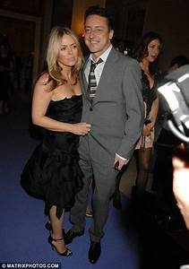 Glum-faced Patsy Kensit back with beau Jeremy Healy after ...