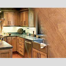 Alder  Rustic Alder  Canyon Creek Cabinet Company