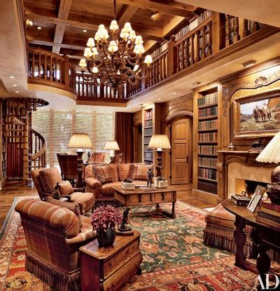 boone pickenss home  texas architectural digest