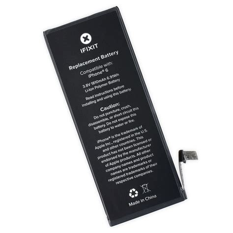 ifixit store europe iphone  replacement battery
