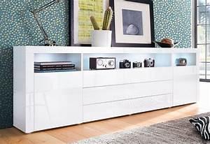 Tv Möbel 120 Cm Breit : sideboard breite 200 cm online kaufen otto ~ Bigdaddyawards.com Haus und Dekorationen