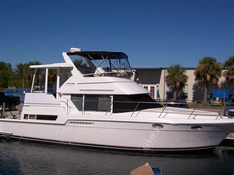Carver Yacht Boats by Carver Boats Cockpit Motor Yacht 400 Boat For Sale From Usa