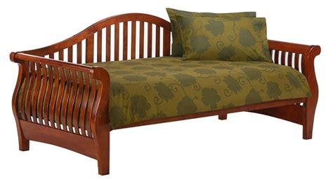 Nightfall Twin Wood Day Bed