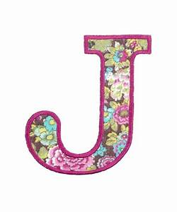 58 best j is for images on pinterest alphabet letters With printing letters on fabric