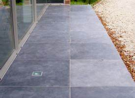 Carreler Terrasse Extérieure Sur Chape Sèche : comment poser des dalles de terrasse sur une dalle b ton ~ Premium-room.com Idées de Décoration