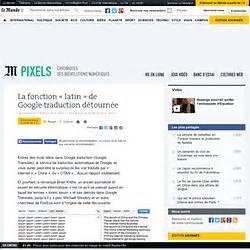 Traduction Francais Latin Gratuit Google : l 39 antiquit et nous pearltrees ~ Medecine-chirurgie-esthetiques.com Avis de Voitures