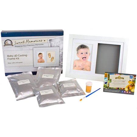 Walmart Gift Registry Baby Shower by Plushible Gift Registry Baby Shower Baby Footprint Kit