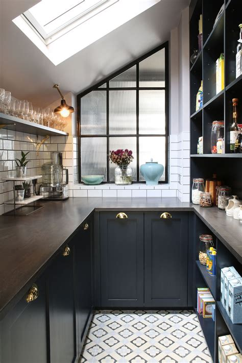 kitchen ceiling lighting factorylux  north london project