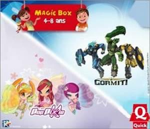 Jouet Du Moment Quick : pop pixie gormiti magic box quick dessins anim s tv bd ~ Maxctalentgroup.com Avis de Voitures