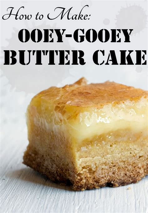 check  gooey butter cake recipe variations