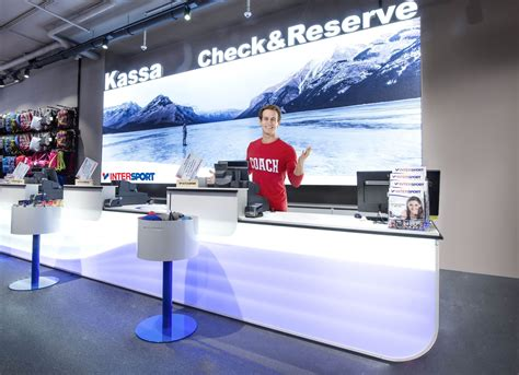 Intersport Austria Bringt Kassensysteme Auf Den Neuesten