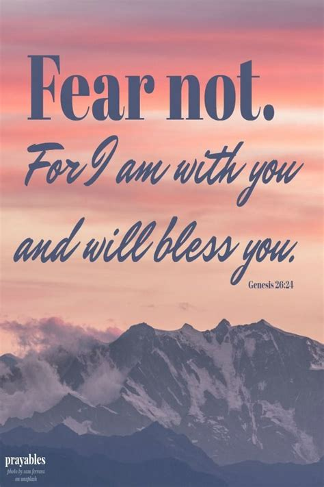 blessings bible verse daily affirmations