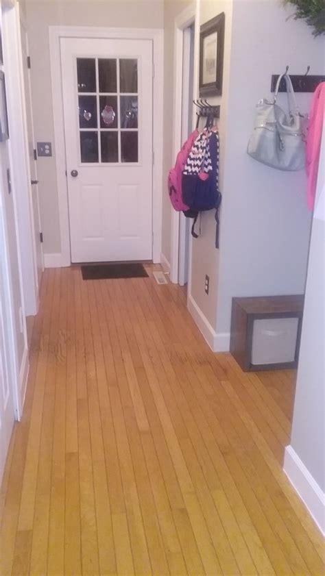 need help choosing paint color to match wood floor