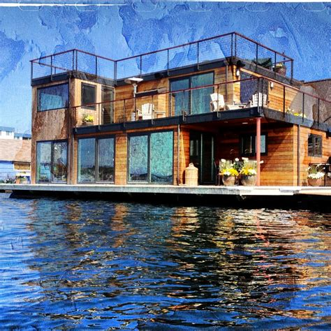 Boat Prices Seattle by Seattle Afloat Seattle Houseboats Floating Homes Live