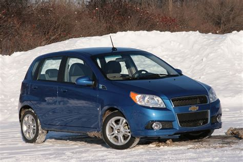 Review 2009 Chevy Aveo 5 Photo Gallery Autobloggreen