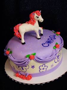 Layers of Love: Unicorn cake