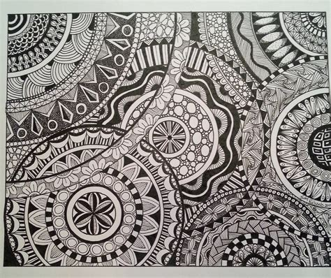 judys zentangle creations circles