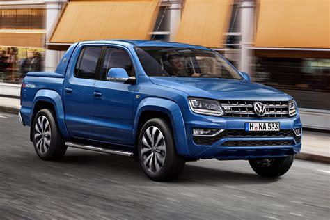 New Volkswagen Amarok V6 Pick Up 2016 Review Pictures