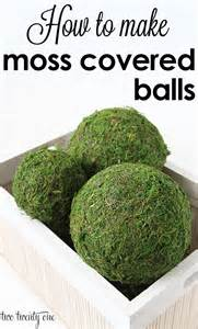 wedding anniversary gifts for friends how to make moss covered balls