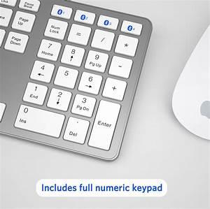 Oem Slim Best Multi Device 108 Keys Standard Keyboard
