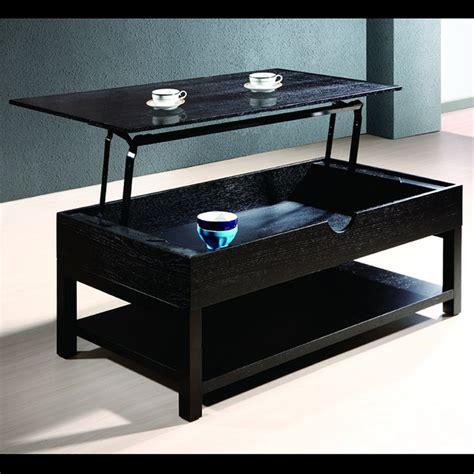 canapé avec palette table basse plateau relevable design d 39 intérieur