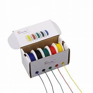 Striveday U2122 20 Awg Flexible 1007 Wire Electric Wire Gauge