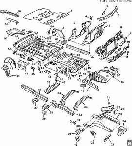 Pontiac Montana Sheet Metal  Body Part 2