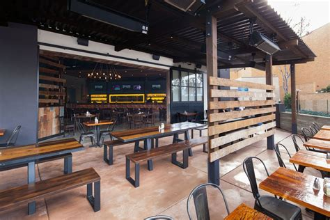 industrial cafe interior design eureka la jolla josh blumer archinect Modern