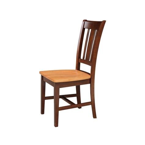 Malcolm Solid Wood Dining Chair & Reviews | Birch Lane