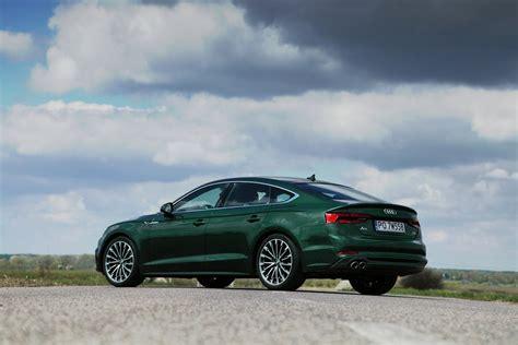 Audi A5 Sportback 20 Tdi  Test  Trudne Zadanie