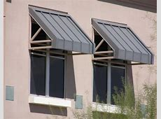 metal building awnings commercial steel awnings